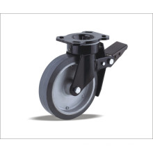 Best Selling Products Black PU Wheel Caster