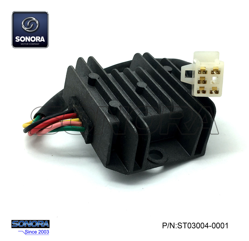 GY6 5pin Female Plug Rectifier