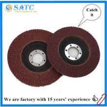 suporte de fibra de vidro para disco flap de zircônio para flap disc