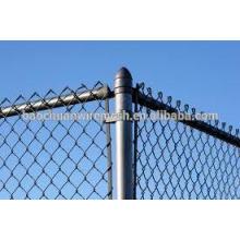 Valla de enlace de cadena galvanizada con alta calidad y precio competitivo