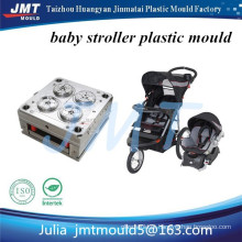 OEM plastic injection MAMA helper stroller for baby sitting and lying high precision plastic injection mold tooling manufacturer