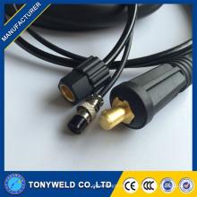 Besty quality 250A weldcraft Wp26 Torche de soudage à l'arc Tig Arc refroidi par gaz