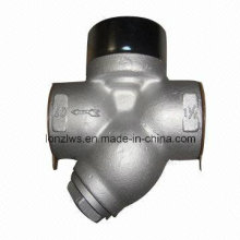 Trampa de vapor termodinámica de acero fundido CS19h