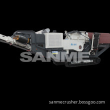 SANME MP-PH Series Construction Waste Impact Crusher Equipment