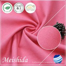 MEISHIDA 100% tela de lino 21 * 21 * / 52 * 53plain cubierta de cojín de lino natural