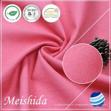MEISHIDA 100% tecido de linho 21 * 21 * / 52 * 53plain capa de almofada de linho natural
