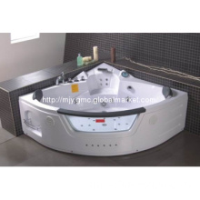 2014 Luxury corner  massage bathtub WITH CE  ISO9001:2008