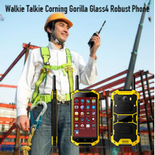 Radio Corning Gorilla Glass4 Telefone robusto
