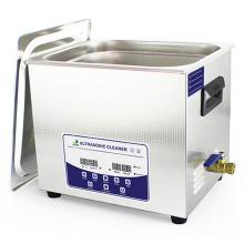 Limpiador ultrasónico de la frecuencia dual de 5L Limpiador ultrasónico de la frecuencia múltiple Limpiador ultrasónico dental de la frecuencia dual