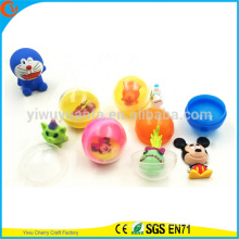High Quality Novelty Design Small Plastic Capsules