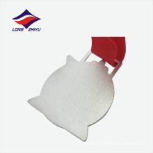 Серебряный цвет, приятный дизайн изготовленный на заказ металла сувенира медаль медальон