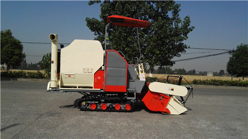 Agricultual Combine Harvester