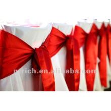 Satin sash, chair sash, chair wraps for wedding ,banquet