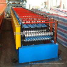 Синусоидальная машина для изготовления металлических листов