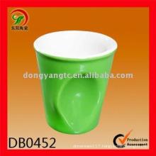 Factory direct wholesale customized ceramic tea cup
