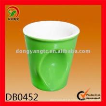 Fábrica direta atacado personalizado xícara de chá de cerâmica