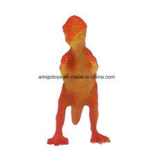 Figura animal del juguete del dinosaurio del animal salvaje para la colección