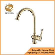 High Quality Golden Kitchen Faucet (ICD-7546)