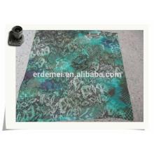 100% вискозный шарф из пушминовой шаль
