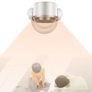 Ventilador calefactor pequeño portátil 2 en 1 precio de fábrica con protección contra sobrecalentamiento y volcado para mayor seguridad