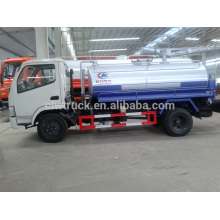 Dongfeng 4x2 мини-септик-цистерна
