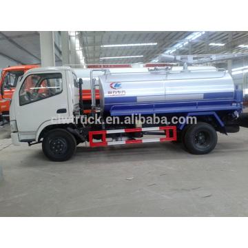 2015 suministra el camión del tanque séptico de Dongfeng de la fábrica, diesel 4x2 camiones del vacío nuevos para la venta