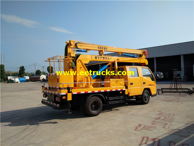 Truck with Aerial Lift