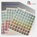 Holographic Shrink Sleeves Sticker With High Performance