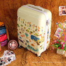 Pull bagages Bagagerie gros Bagage Bagage personnalisé Universal Wheel 20 pouces 24 pouces