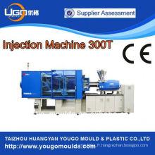 Machine de moulage en plastique à injection 300T pour ménagers en plastique en Chine