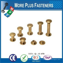 Made in Taiwan Binding Screw