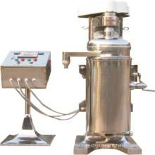 High Speed Tubular Centrifuge for Nano Particle Separation