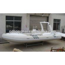 Лодка надувная 580C ребра