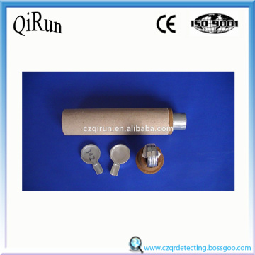 OEM Customized for Injection Immersion Round Sampler Best Selling Immersion Round Steel Sampler supply to Palau Supplier