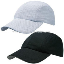 6 panel custom mesh sports baseball hat