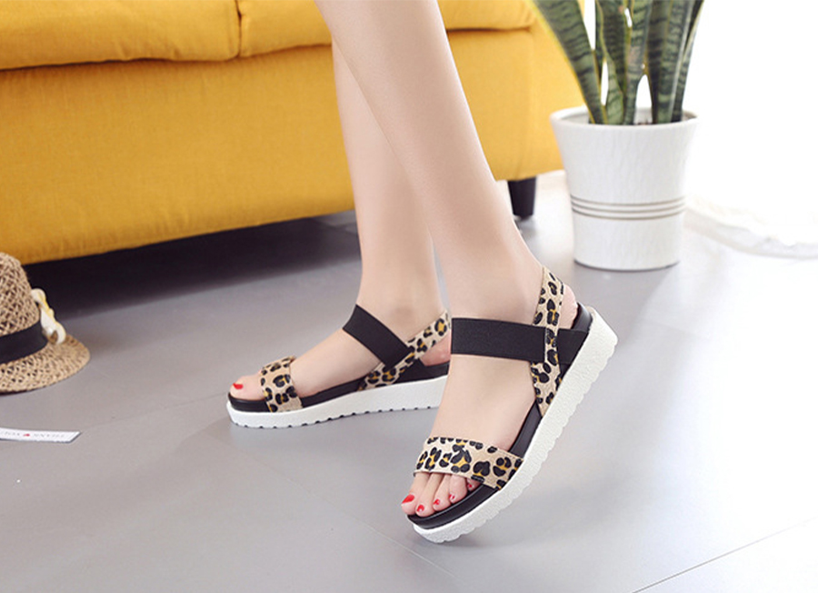Women Outdoor Platform Sandals