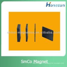 35x12.6x5.4 bloc samarium cobalt aimants smco