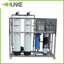 Chunke 0.25t / H Flow RO System Tratamiento de agua Equitment Chemical Well