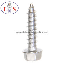 Factory Price Carbon Steel Hexagon Head Screw Zinc Plated