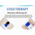 Hot Selling New Design Swelling Prevent Inflammation Neck Ice Therapy Wrap