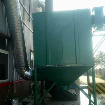 Dust Removal Equipment in Ferrosilicon Furnace