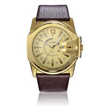 6838gld Montre Homme Big Dial