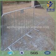1.1x2.5m Standard Galvanized Movable berth guardrail