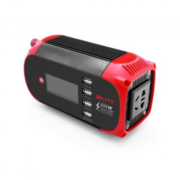 300W Modifikasi Sine Wave Multi-fungsi Smart Inverter
