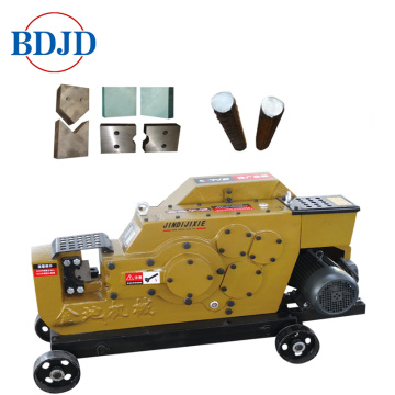 Metal Building Precision Steel Rod Cutting Machine High Quality Rebar Cutter Machine