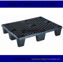 Industria de inyección de plástico Molde de bandeja de paleta