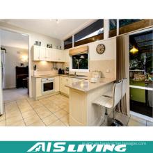 Los mejores muebles baratos de alta calidad de los muebles de cocina del nuevo diseño de la venta (AIS-K064)