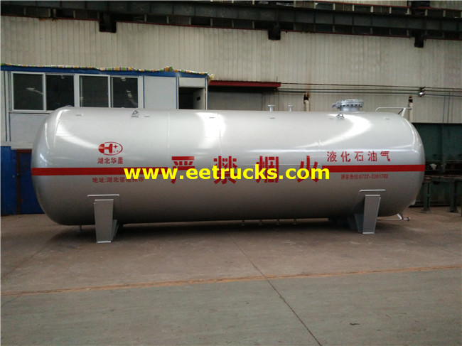 13ton Aboveground LPG Storage Tanks