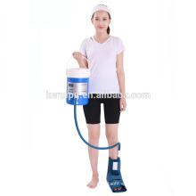 Rehabilitación de tobillo de diseño de moda para el dolor en las articulaciones fisioterapia conjunto de esguince, deporte injuire, artritis