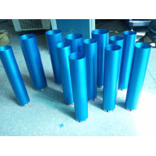 Diamond Core Bit for Crystal Drilling